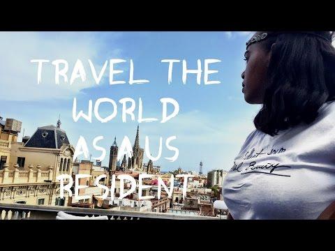 International travel planing tips for US residents  (visa needed)