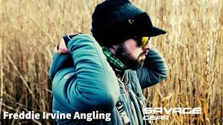 savage gear E rider kayak hyperlapse setting up fishing in scotland with freddie irvine angling