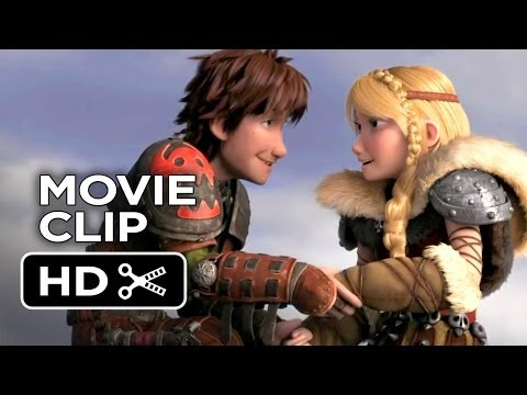 How To Train Your Dragon Movie Clip