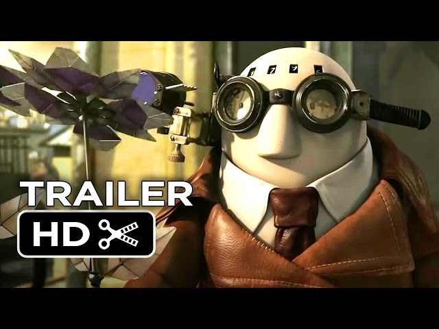 Mr Hublot Official Trailer (2013) - Oscar Winning Animated Short Film Movie HD