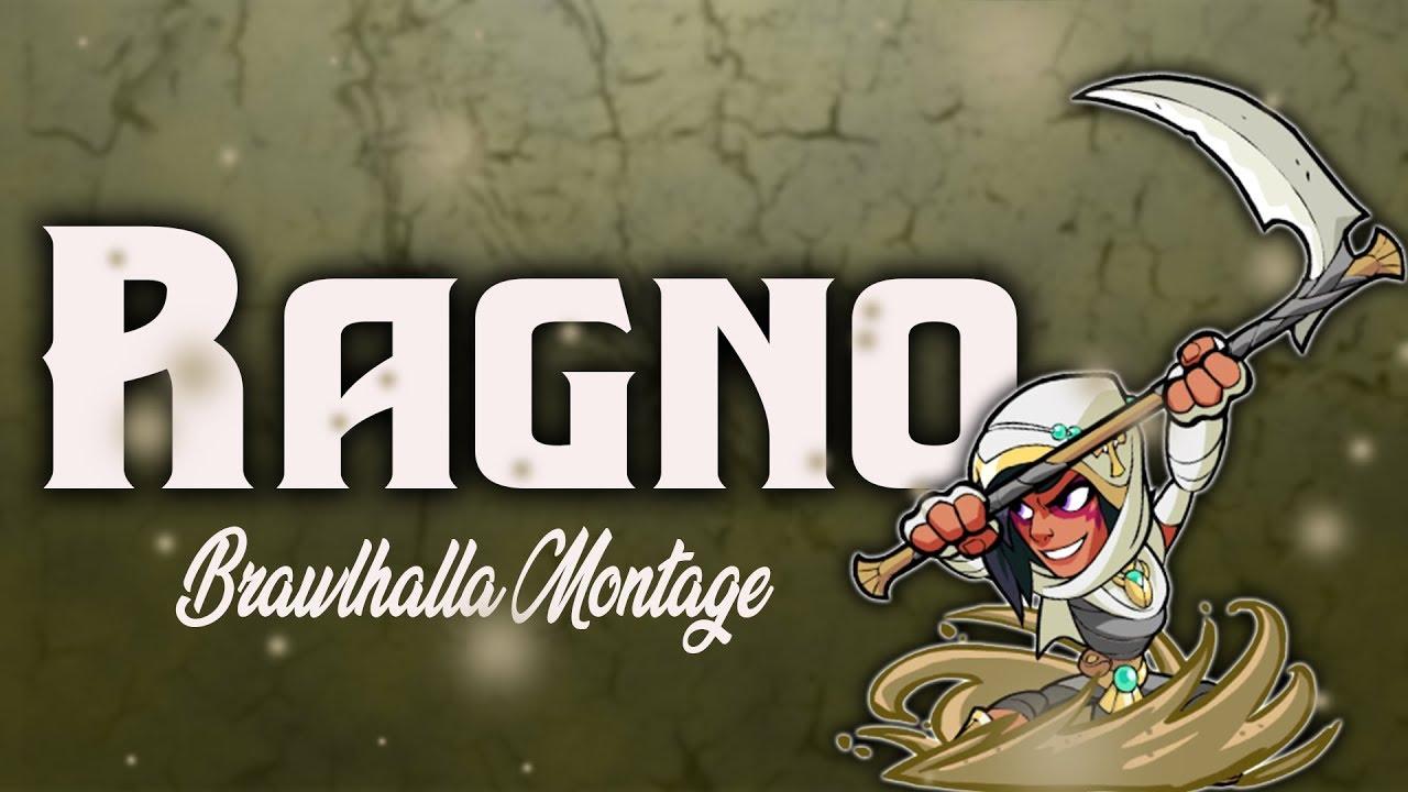 Ragno - Brawlhalla Montage