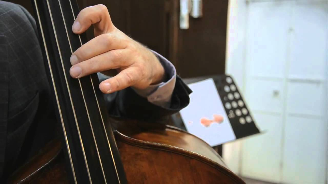The Key to the Fingerboard - Mr. Karr would you teach me How to Drive a Double Bass - Lesson No. 8