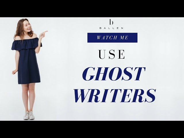 WordPress Blog | Watch Me Use Ghost Writers [Step 3][40:29]