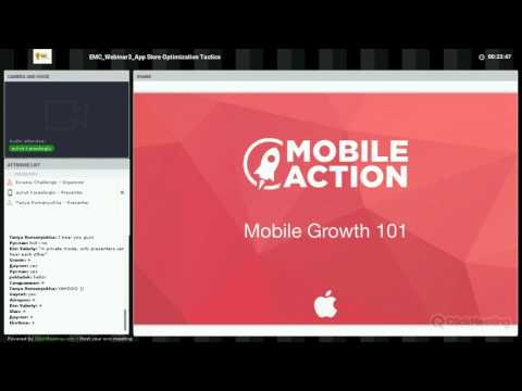 3. App Store optimization tactics (eng)
