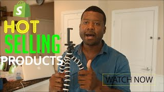 Shopify - How To Find Hot Selling Products - 4 SECRETS