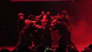 Monster 엑소 EXO — Impeldown (Jimin's Birthday/Neon Fantasy)