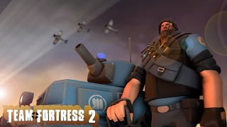 TF2: SHORELEAVE! ИГРАЕМ НА КАРТЕ ИЗ ПРОЕКТА FRONTLINE!