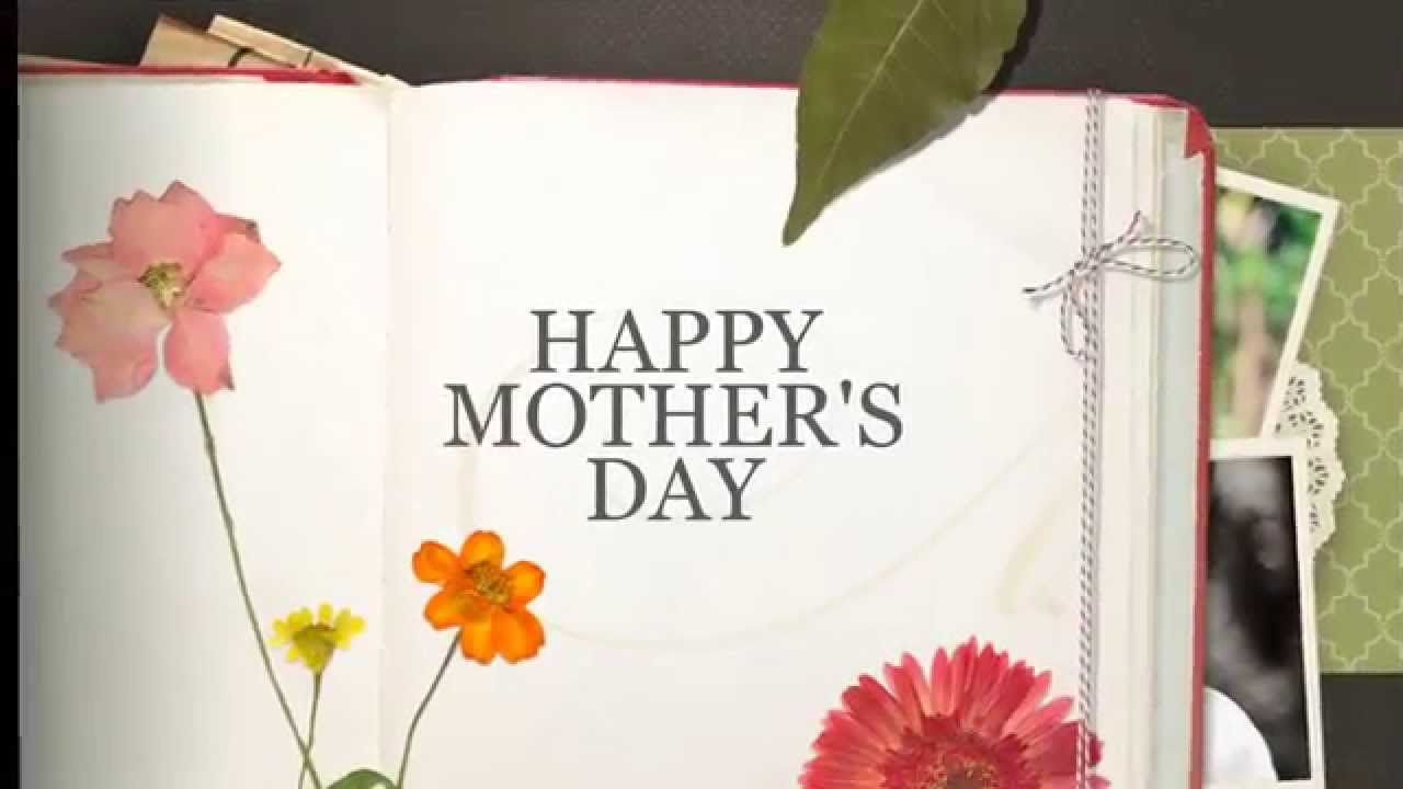 mothers day slideshow