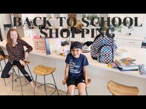Back to School Shopping | Homeschool Supplies | Target School Supplies | 5th Grade | 3rd Grade