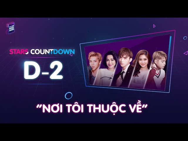[D-2 ZMA 2017] | Ca khúc mới của Soobin Hoàng Sơn, Hương Tràm, Erik, Đức Phúc, Hoà Minzy