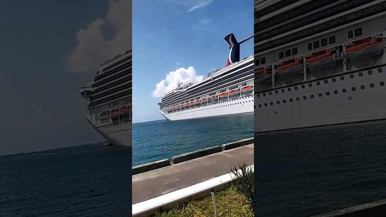 My Cruise Ship In Bahamas YouTube - My cruise ship