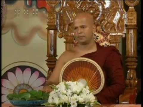Ven Uduwe Dhammaloka Thero - The Buddhist TV Dharma Deshana