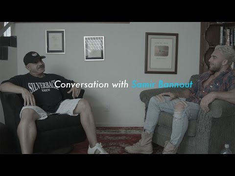 """Interview with Samir Bannout """"The Lion of Lebanon"""""""