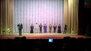 Концерт исполнителей татарской песни в Альметьевске