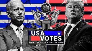 Donald Trump and Joe Biden face off in final presidential debate | ABC News