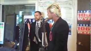 The Breakfast Club Interviews Dolph Ziggler
