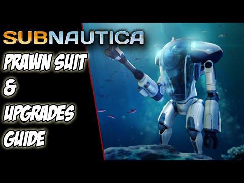 PRAWN SUIT UPGRADES GUIDE  -  Subnautica Tips & Tricks