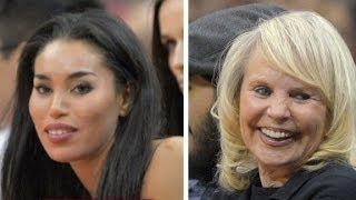 Repeat youtube video A look at the women in Donald Sterling's life