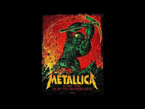 Metallica Live Anesthesia Pulling Teeth Hit The Lights
