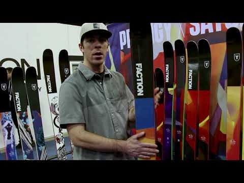 2019 Faction Skis Prodigy | OR Show | Denver Colorado