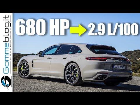 Porsche Panamera Turbo S E-Hybrid Sport Turismo - THE PERFECT CAR?