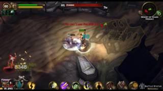 Angel Stone: Desert of Chaos (Heroic) Solo