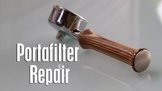 Portafilter Handle Repair