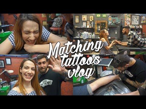 Κάναμε matching tattoos με τον Μανώλη! #vlogardy