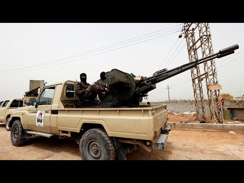 Battle for power in Libya reaches the capital Tripoli