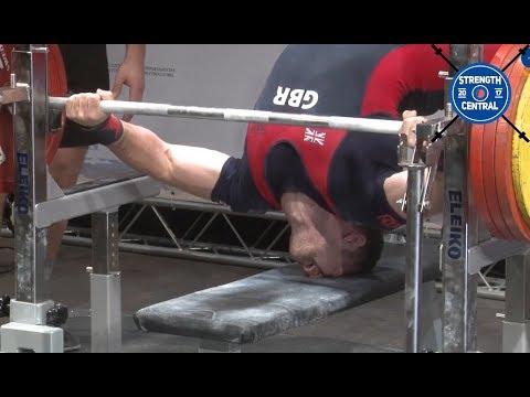 Owen Hubbard - 1st Place 83 - EPF Classic Championchips 2018 - 770 kg
