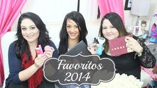 Parte 2: Favoritos del 2014 con Daniela y Alessandra/ by:Jasminmakeup1 Thumbnail