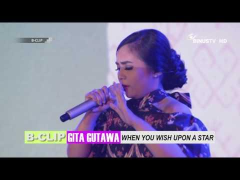 B-CLIP #777 GITA GUTAWA - When You Wish Upon A Star