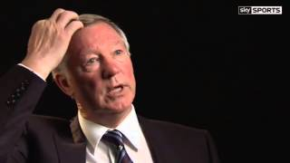 The Sir Alex Ferguson interview   Video   Watch TV Show   Sky Sports