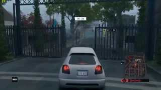 Watch Dogs (2014) Gameplay Medium&High Settings Test 1080p - ASUS G750JW NVIDIA GTX 765m