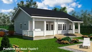 Prefabrik Ev Nasıl Yapılır ve Fiyatları Nedir?