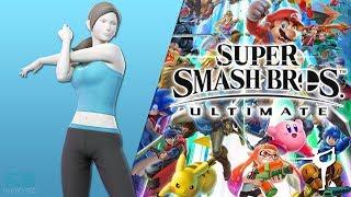 Super Hoop (Wii Fit) - Super Smash Bros. Ultimate Soundtrack