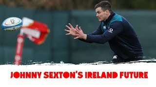 Should Johnny Sexton play deeper? | Wednesday Night Rugby