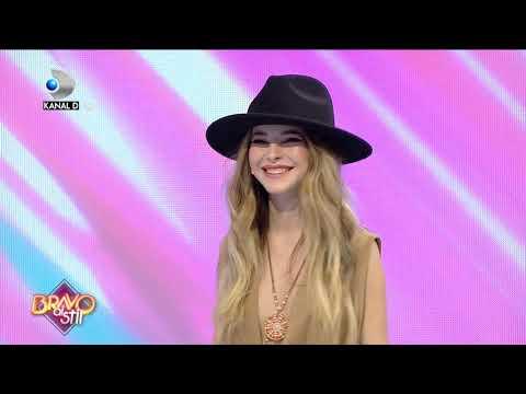 Bravo, ai stil! (08.01.2019) - Valeria a cantat in rusa si i-a cucerit pe jurati!