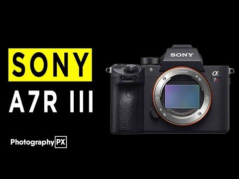 Sony Alpha 7R III Mirrorless Camera Highlights & Overview -2020