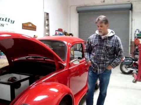 Electric Beetle (Bug), Lead to Lithium, Part 1