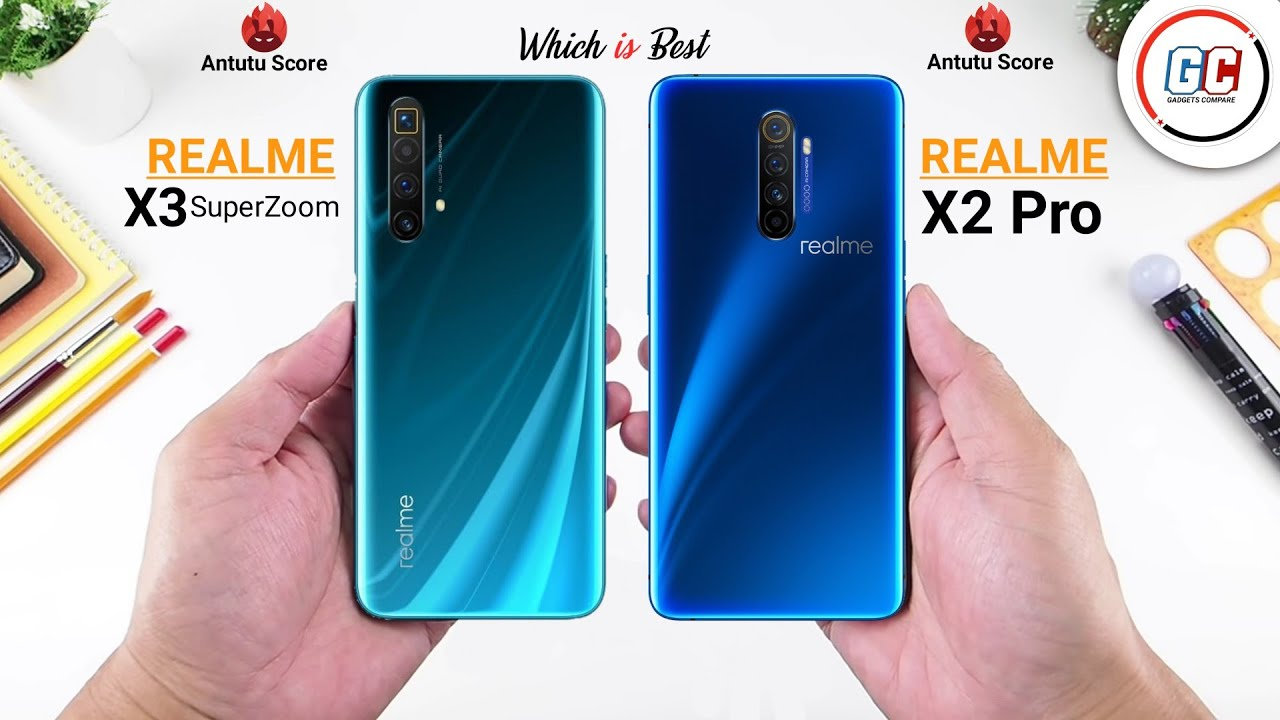 Realme X3 SuperZoom vs Realme X2 Pro - Full Comparison - Which is Best.