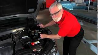 How to use Car Battery Charger