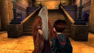 Harry Potter y La Piedra Filosofal PC gameplay parte 1