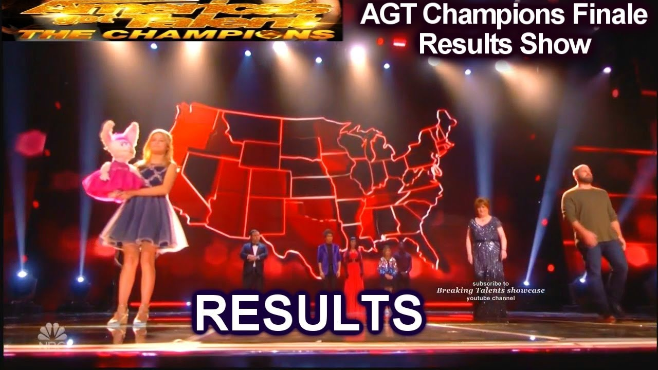 america's got talent: the champions results finale - photo #2