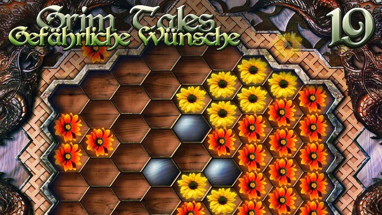 GRIM TALES 3 #019 - Lasst Blumen sprechen - YouTube