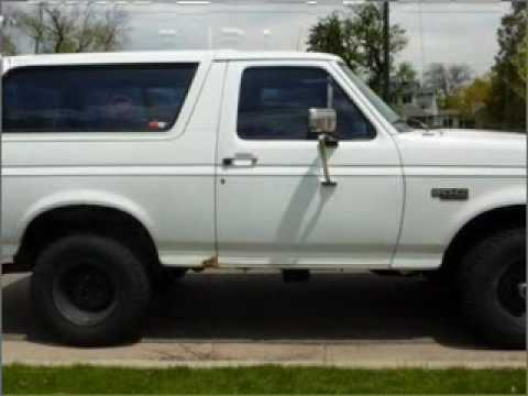 1995 Ford Bronco - Denver CO