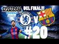 Football Manager Mobile 2018 | Part 20 - UCL FINAL!!!