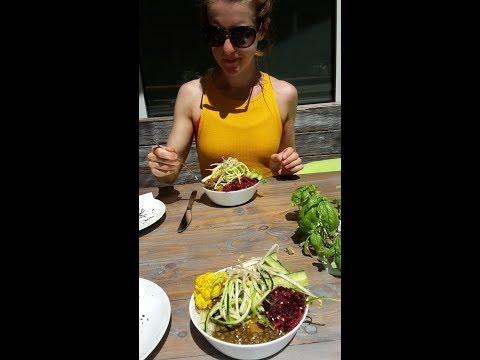Vegan sein in München - leicht oder nicht? | GERMAN LANGUAGE PRACTICE | Vegan Munich July 2017