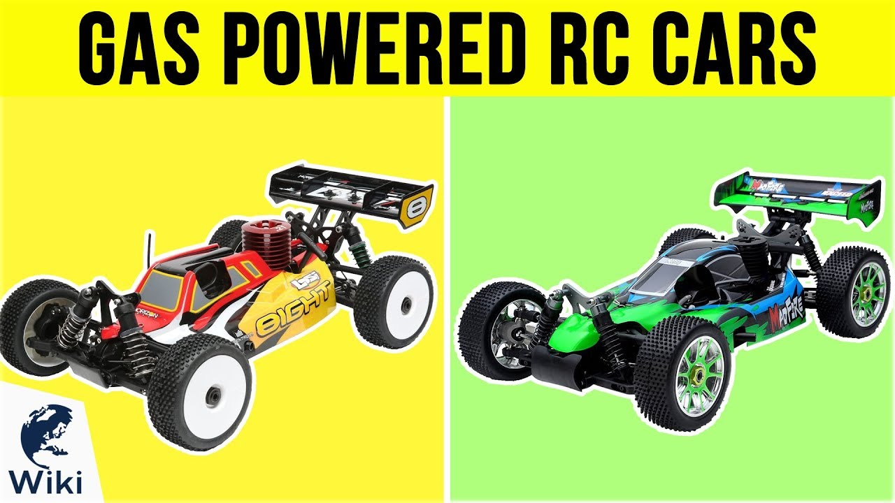 Powerful Model Kits to Build a Petrol RC Car from Scratch