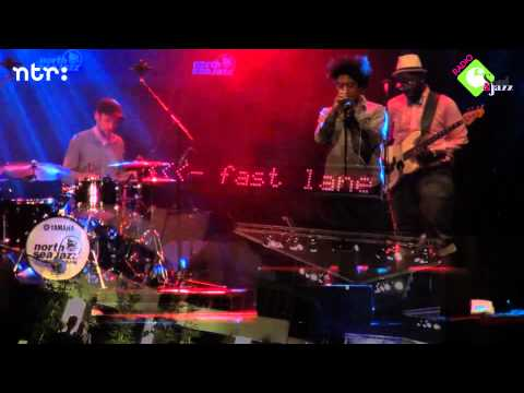 North Sea Jazz 2012 - Impression (with quotes by James Carter & Michelle David) | NPO Soul & Jazz